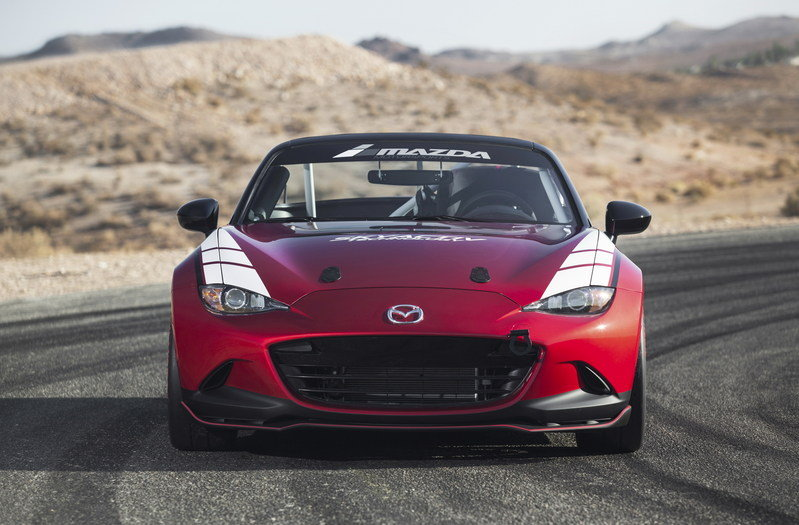 2015 Mazda MX-5 Cup Racecar High Resolution Exterior - image 576248