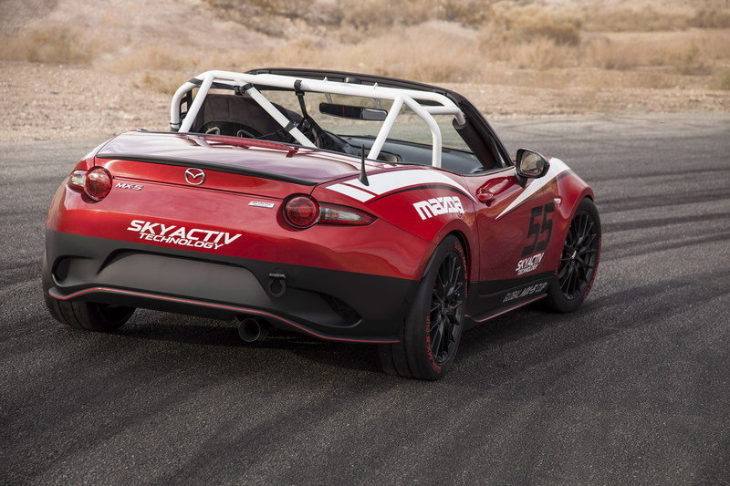 2015 Mazda MX-5 Cup Racecar High Resolution Exterior - image 576249