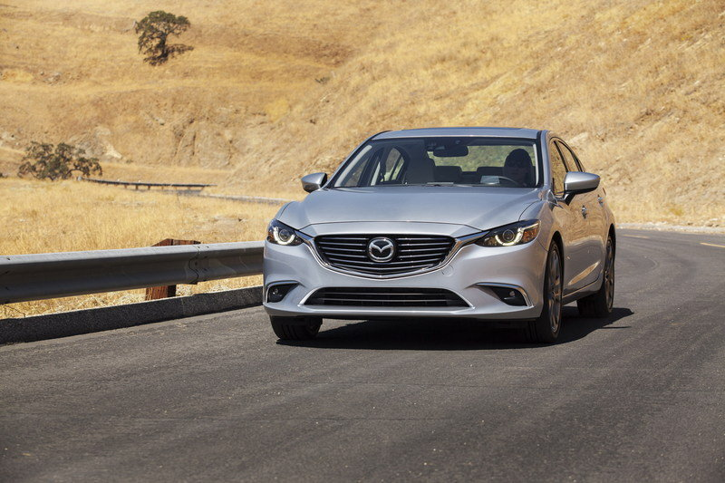 2016 - 2017 Mazda6 High Resolution Exterior - image 578923