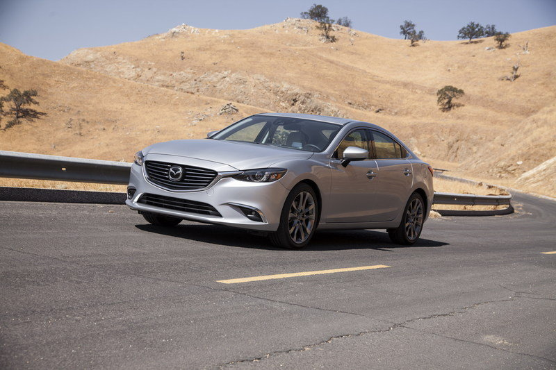 2016 - 2017 Mazda6 High Resolution Exterior - image 578924