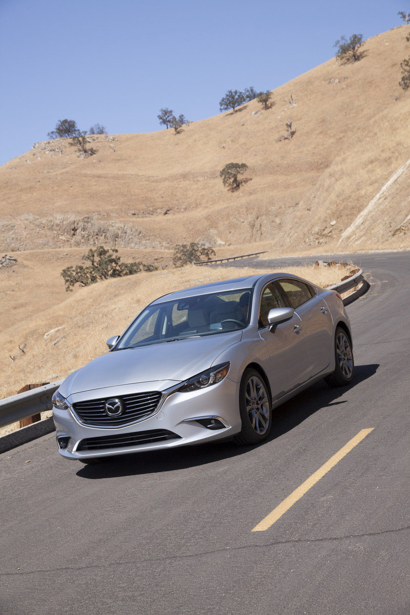 2016 - 2017 Mazda6 High Resolution Exterior - image 578925