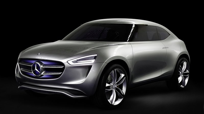 2015 mercedes benz vision g code concept review top speed for Mercedes benz bluetooth code