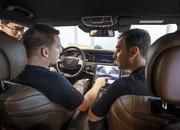 Mercedes-Benz Previews the Interior of its Future Autonomous Cars - image 578139