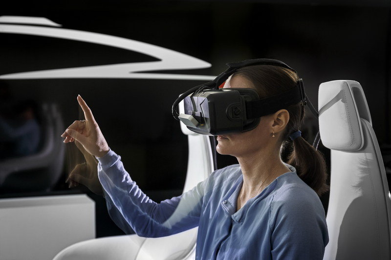 Mercedes-Benz Previews the Interior of its Future Autonomous Cars Interior - image 578142