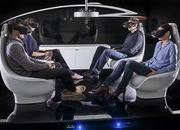 Mercedes-Benz Previews the Interior of its Future Autonomous Cars - image 578143
