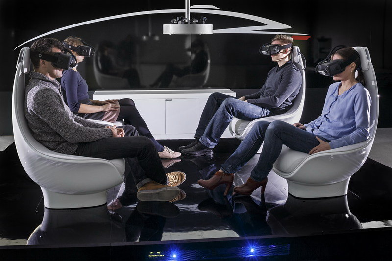 Mercedes-Benz Previews the Interior of its Future Autonomous Cars Interior - image 578143
