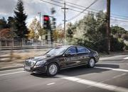 Mercedes-Benz Previews the Interior of its Future Autonomous Cars - image 578131