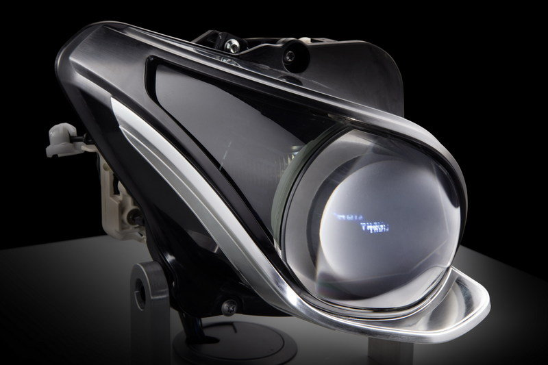Mercedes Previews Its New LED Headlights - image 577706