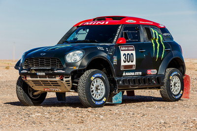 2015 MINI ALL4 Racing - image 577242