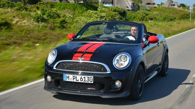 Mini Coupe and Roadster Will be Discontinued After 2015