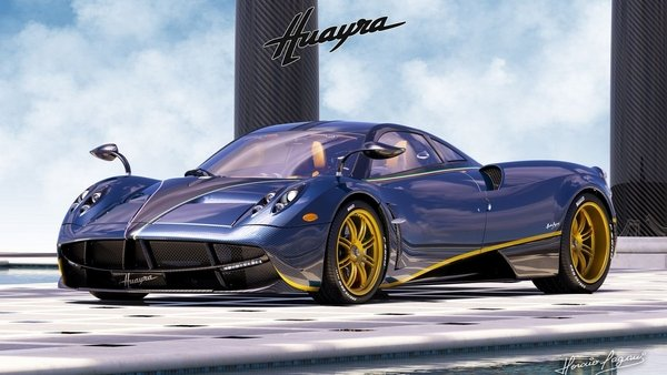 The most technologically advanced car in the world @OfficialPagani