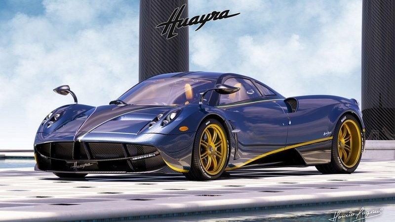 pagani huayra reviews specs prices top speed. Black Bedroom Furniture Sets. Home Design Ideas