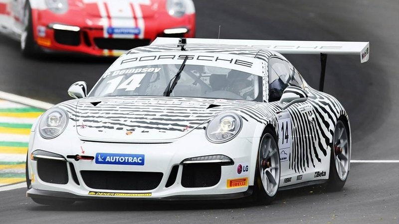 "2014 Porsche 911 GT3 Cup ""Designed for Dempsey"" Edition"