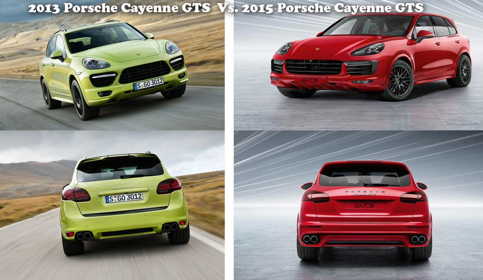 2015 porsche cayenne gts picture 576242 car review top speed. Black Bedroom Furniture Sets. Home Design Ideas