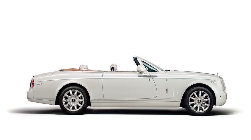 2015 Rolls-Royce Maharaja Phantom Drophead Coupe