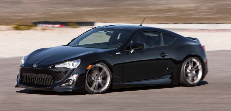 You Can Forget About a Turbo or Convertible Scion FR-S