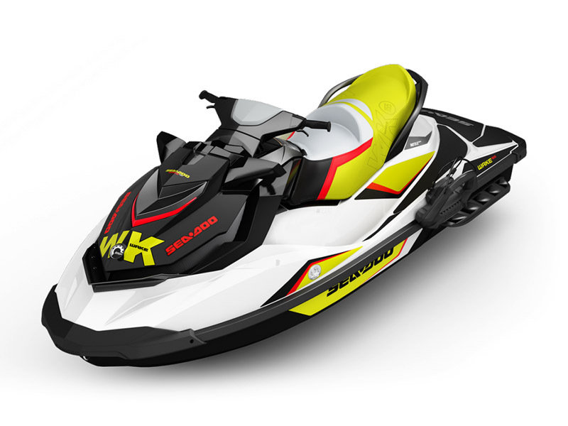 2015 Sea-Doo Wake 155