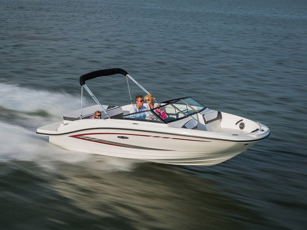 2015 Sea Ray 19 Spx Review Top Speed