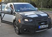 Spy Shots: Facelifted Mitsubishi Outlander Caught Testing - image 576754