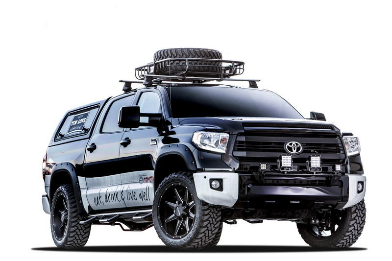 2014 Toyota Tundra Tim Love Edition High Resolution Exterior - image 576116