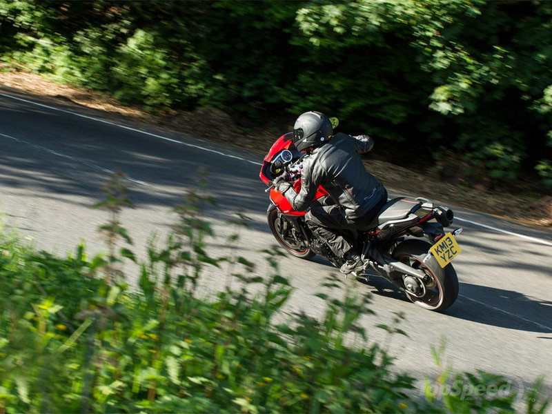 2014 Triumph Tiger Sport High Resolution Exterior - image 577768