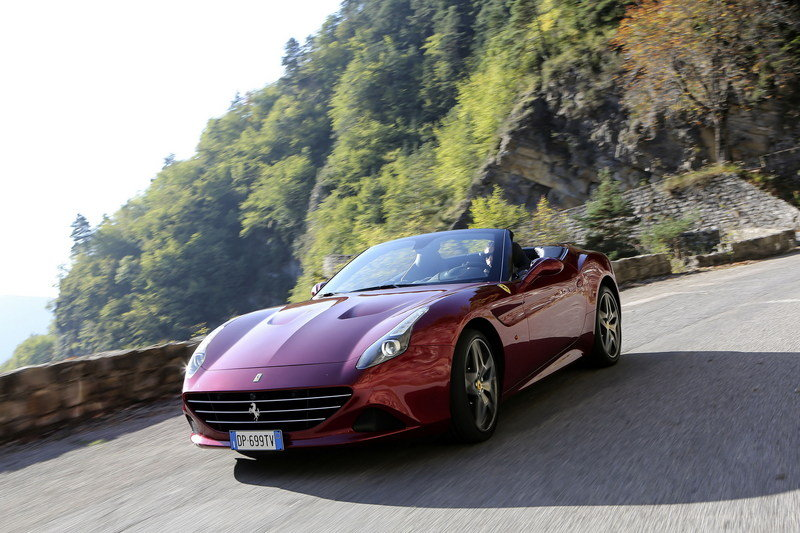 Video: Ferrari California T Takes a Trip to Monte Carlo
