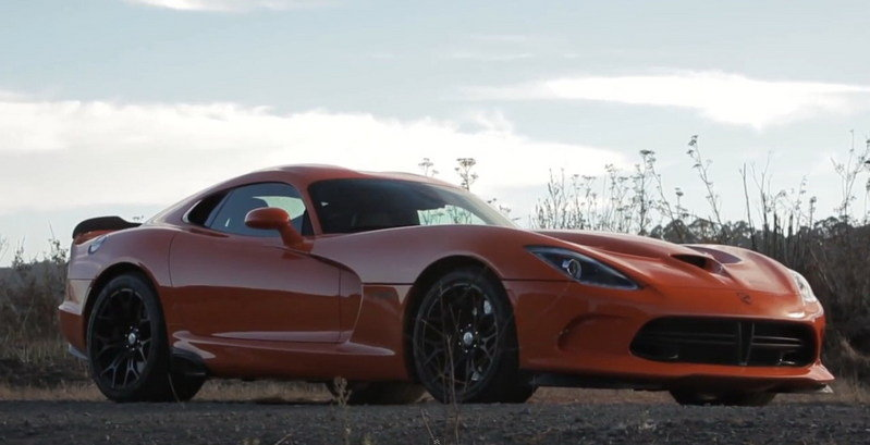 Video: Matt Farah Drives the 2014 Dodge Viper TA