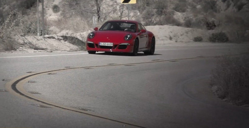 Video: Porsche 911 Carrera 4 GTS Driven