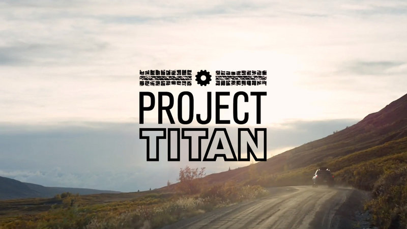 Video: Project Titan PR Film