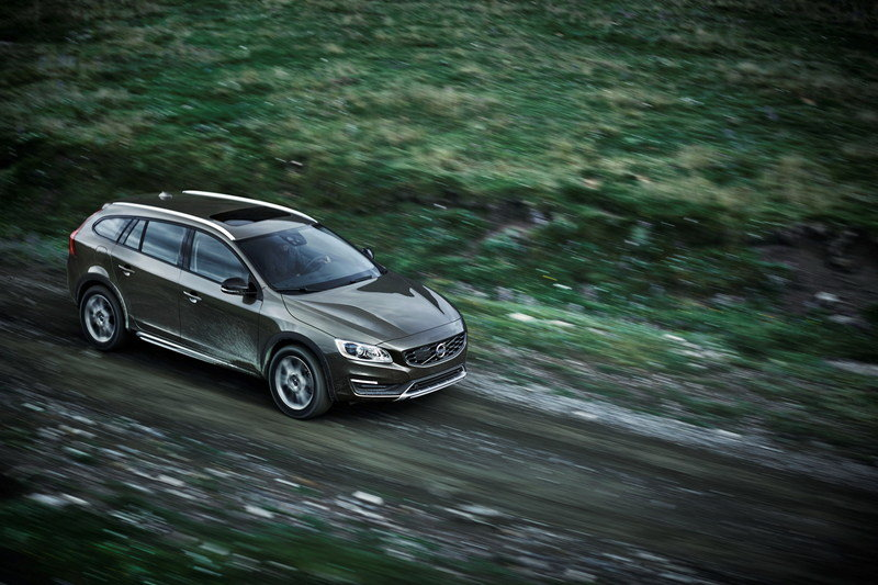 2015 Volvo V60 Cross Country High Resolution Exterior Wallpaper quality - image 576278