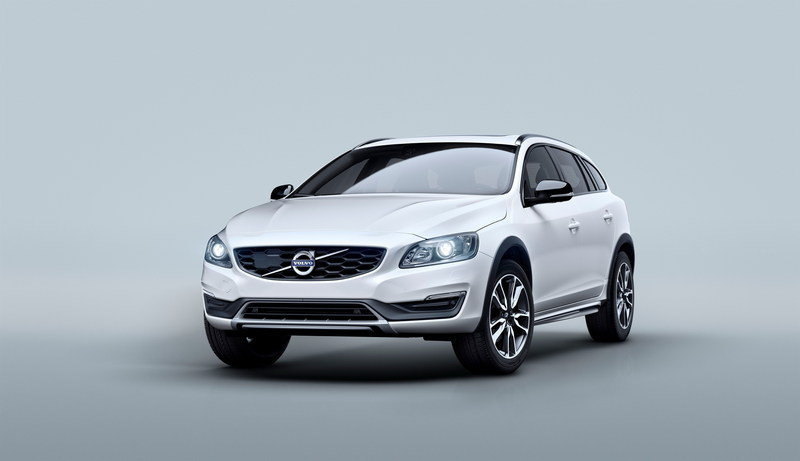 2015 Volvo V60 Cross Country High Resolution Exterior - image 576281