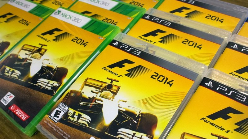 We Are Giving Away 12 Copies of F1 2014