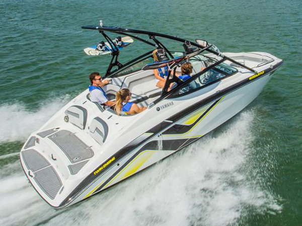 2015 Yamaha 212x Boat Review Top Speed