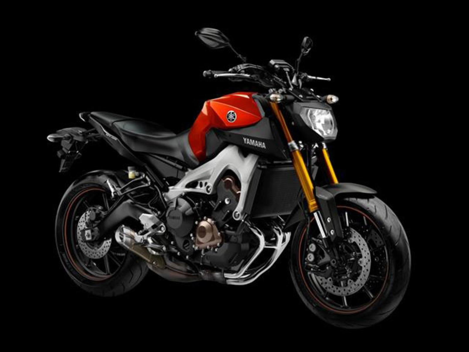 2015 yamaha mt 09 review top speed for Mount holly powersports yamaha