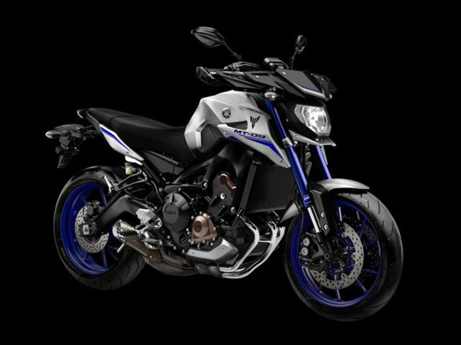 2015 yamaha mt 09 street rally review top speed for Mount holly powersports yamaha