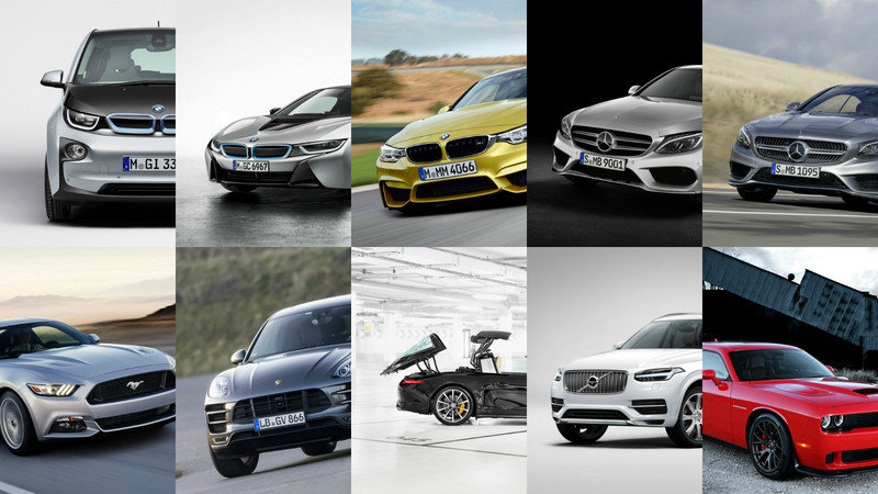 10 Best Cars of 2014