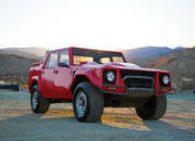 Is Lamborghini Planning To Resuscitate The Iconic 1986 LM002? - image 599384