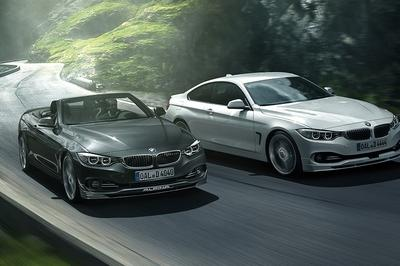 Alpina doesn't discriminate, as it even gave the 4 Series diesel a hefty performance bump.