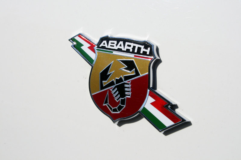 2014 Fiat 500 Abarth - Driven Emblems and Logo Exterior - image 599546