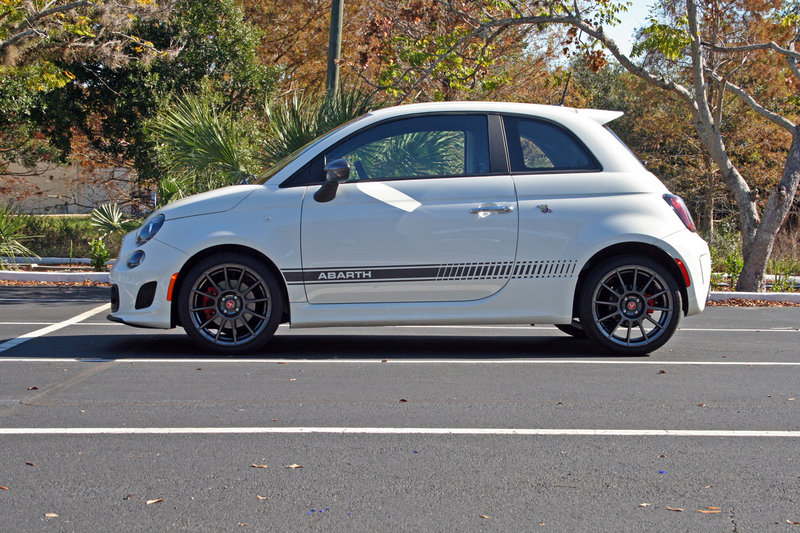 2014 Fiat 500 Abarth - Driven High Resolution Exterior - image 599552