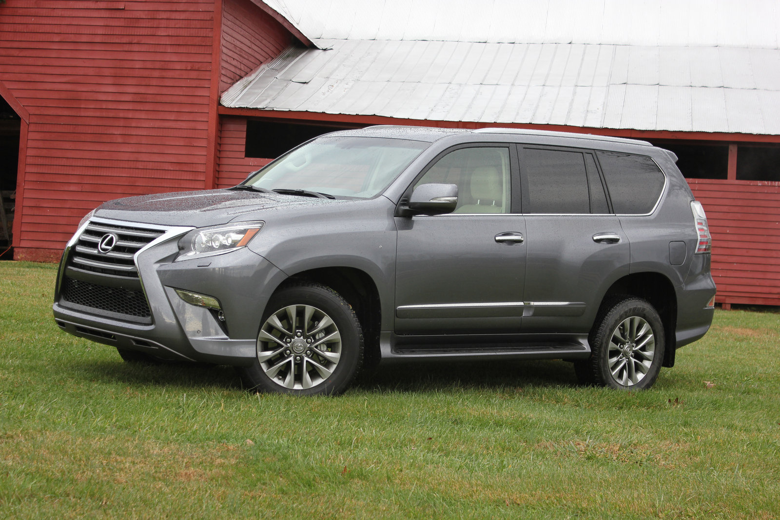 2015 lexus gx 460 driven picture 608257 car review top speed. Black Bedroom Furniture Sets. Home Design Ideas