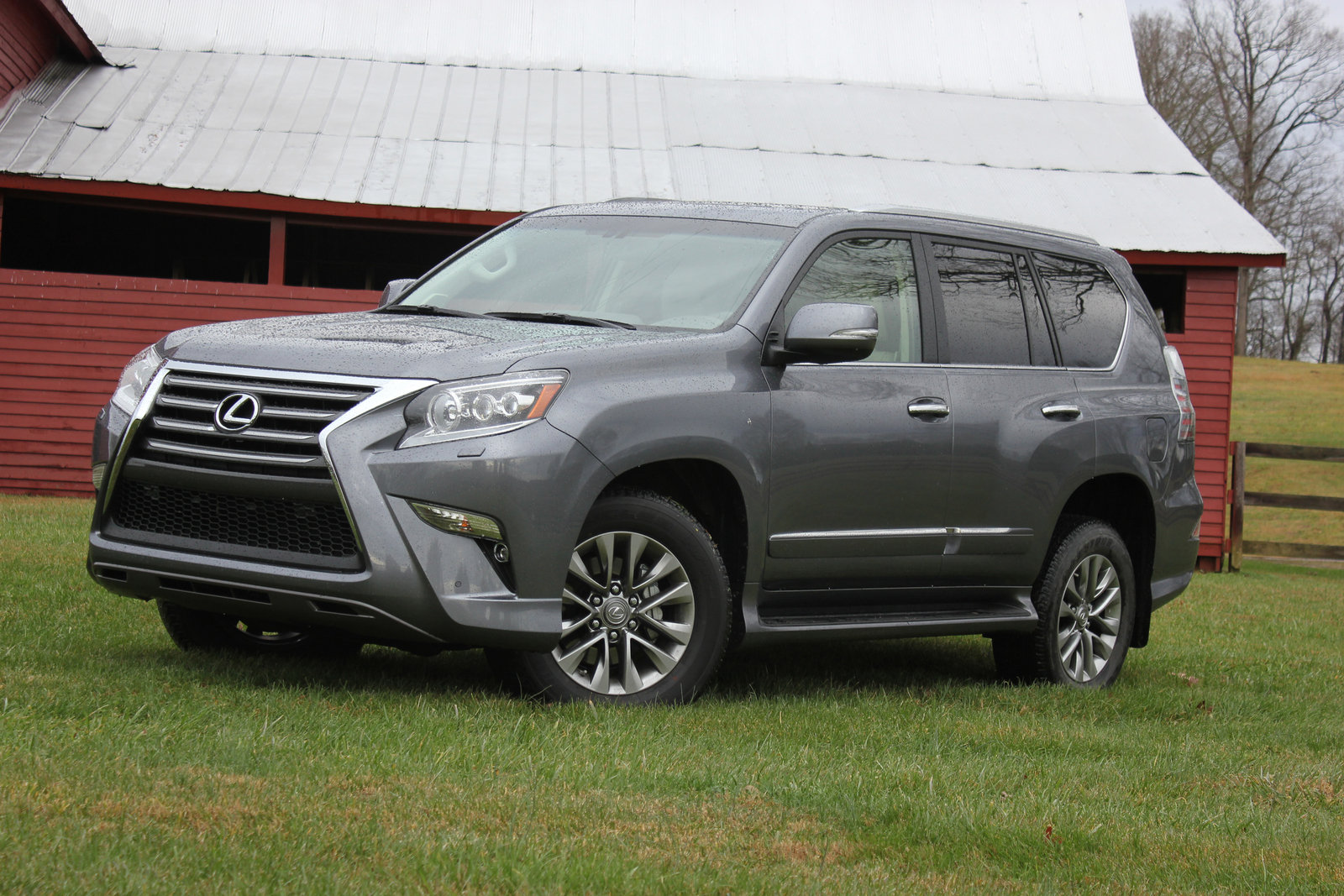 2015 lexus gx 460 driven picture 608258 car review top speed. Black Bedroom Furniture Sets. Home Design Ideas