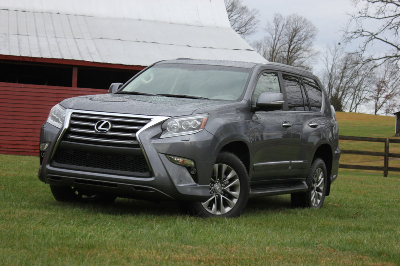 2015 Lexus GX 460 - Driven High Resolution Exterior - image 608259