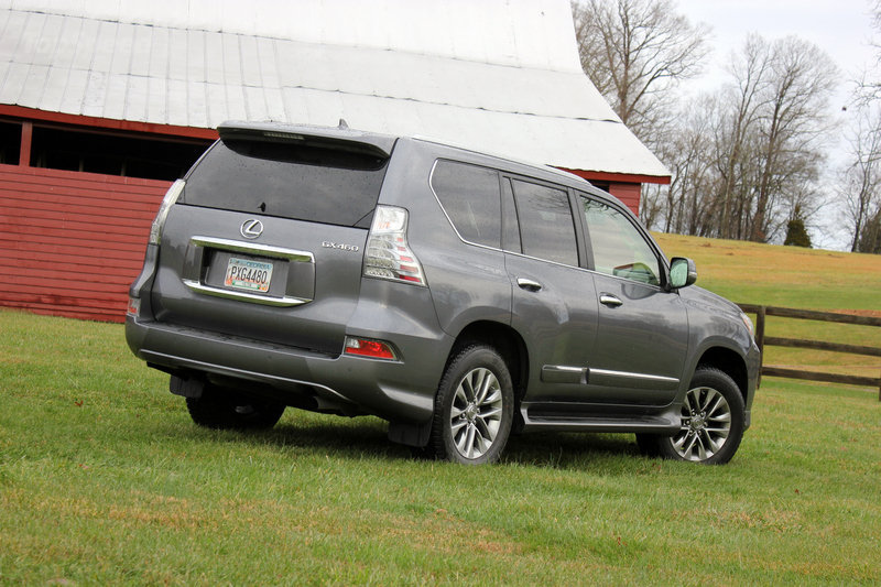 2015 Lexus GX 460 - Driven High Resolution Exterior - image 608267