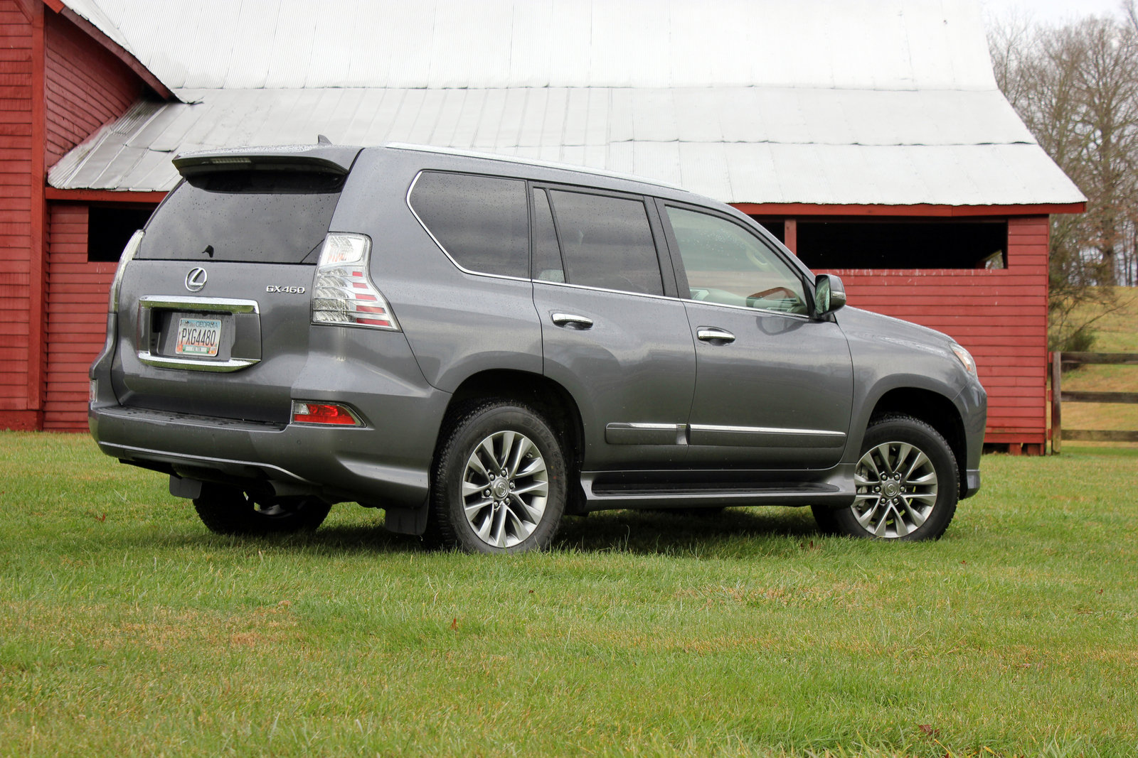 2015 lexus gx 460 driven picture 608268 car review top speed. Black Bedroom Furniture Sets. Home Design Ideas