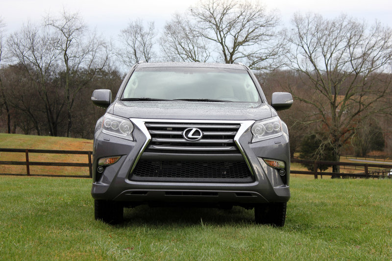 2015 Lexus GX 460 - Driven High Resolution Exterior - image 608269