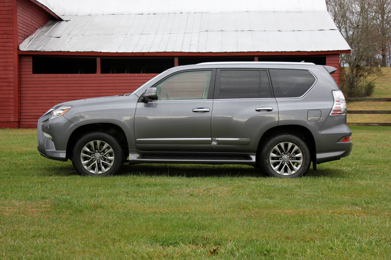 2015 Lexus GX 460 - Driven High Resolution Exterior - image 608271