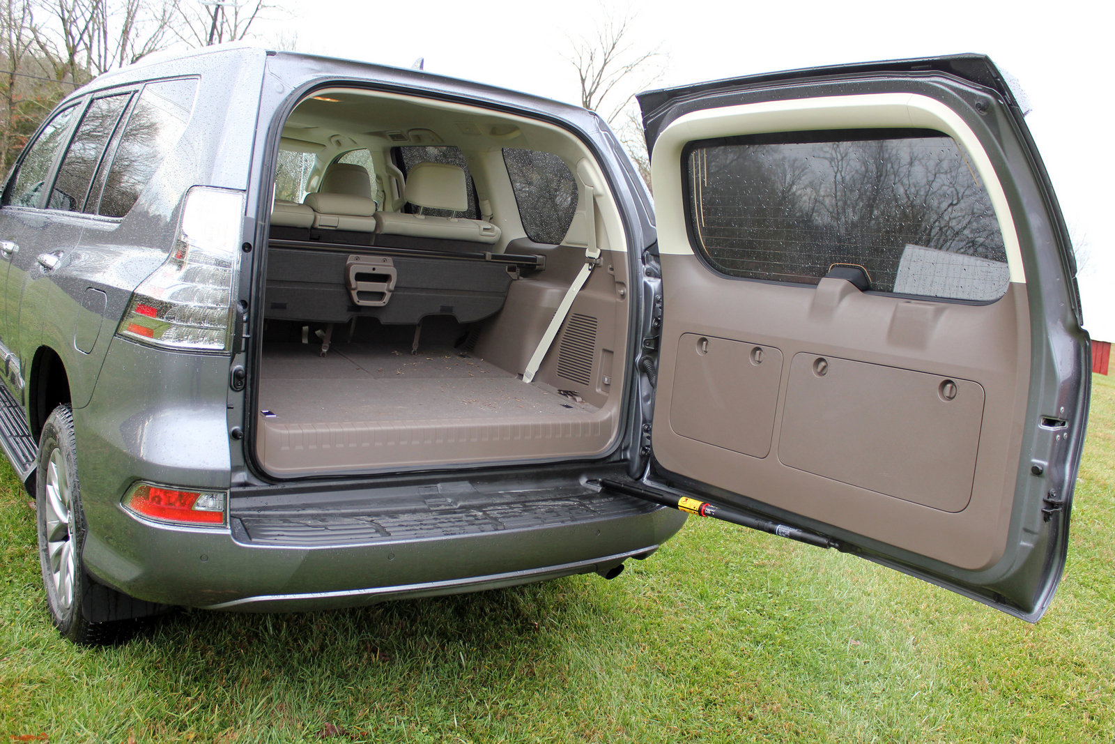 2015 lexus gx 460 driven picture 608247 car review top speed. Black Bedroom Furniture Sets. Home Design Ideas