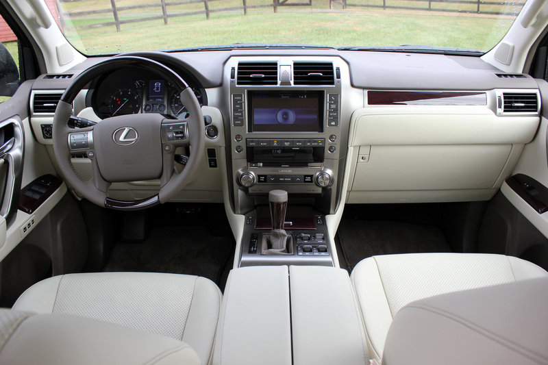 2015 Lexus GX 460 - Driven High Resolution Interior - image 608276