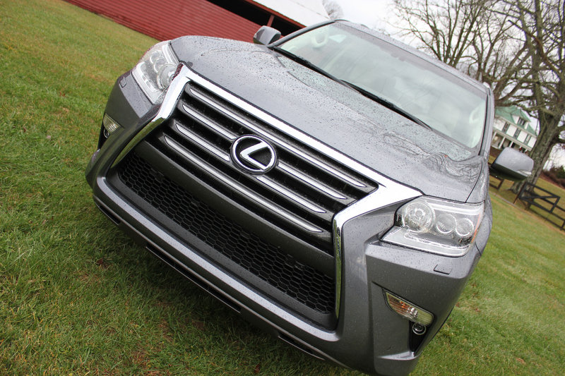 2015 Lexus GX 460 - Driven | Top Speed